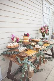 wedding dessert table displays give these wedding traditions the boot weddings wedding and
