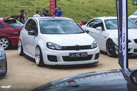 volkswagen golf mk6 flow vw mk6 golf gti front splitter aero spacers