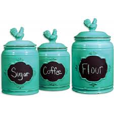 green kitchen canisters home essentials chalkboard kitchen canisters colors