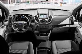Ford Sync Map Update 2016 Ford Transit Gets Sync 3 Transit Connect Also Updated