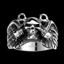 mens skull wedding rings skull wedding band promotion shop for promotional skull wedding