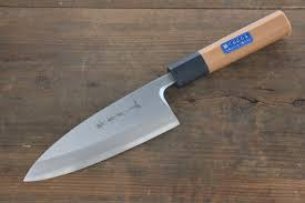 left handed kitchen knives left handed sakai takayuki molybdenum steel deba japanese chef