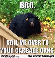 Fat Memes - funny fat bear meme pmslweb