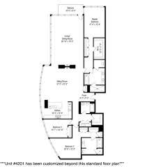 Chicago Condo Floor Plans 1201 S Prairie Unit 4201 Chicago Il 60605 Condo For Sale In