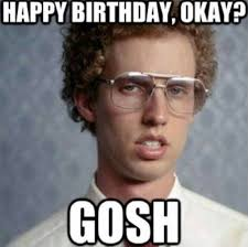 Mean Happy Birthday Meme - 75 funny happy birthday memes for friends and family 2018 page 6