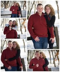 Photographers Madison Wi Brad And Emily U0027s Winter Engagement Photography U2013 Madison Wi