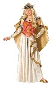 Super Deluxe Halloween Costumes Deluxe Helga Viking Costume Viking Halloween Costume