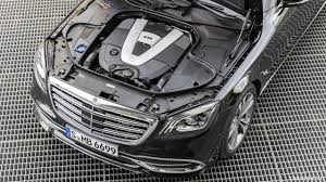 2018 mercedes maybach s class s650 black engine hd wallpaper 30
