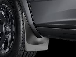 Vintage Ford Truck Mud Flaps - amazon com weathertech 110020 120020 mud flap for 2011 2016 ford