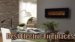 top 5 best electric fireplace reviews 2017 youtube