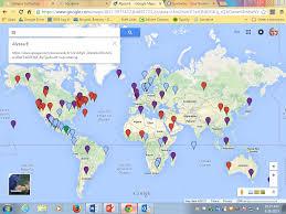 Australia Google Maps Google Maps Narrative The Bits Of Brit