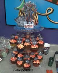 transformers cupcake tower cakecentral com