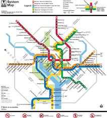 Boston Subway Map Pdf by Washington Dc Subway System Map My Blog