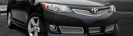 1997 toyota camry accessories 2012 toyota camry custom grilles billet mesh led chrome black
