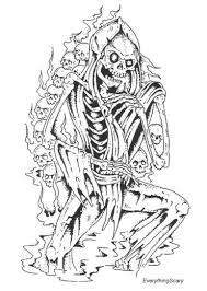 19 best death tattoo outline designs images on pinterest tattoo