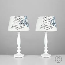 shabby chic lamps amazon co uk