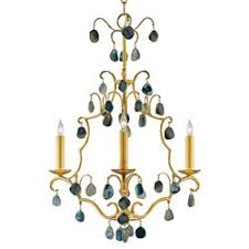 Gold Leaf Chandelier Hollywood Regency Chandeliers Kathy Kuo Home