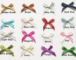 ribbon bows gold ribbon bow etsy