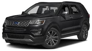 Ford Explorer Black Rims - 2017 ford explorer limited 4 wheel drive with navigation in ruby
