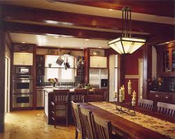 Craftsman Style Kitchen Lighting Mission Style Lighting Dining Room Home Decorating Interior