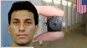 Bathroom Spy Cam by Toilet Cam Bust University Of Delaware Student Javier Mendiola