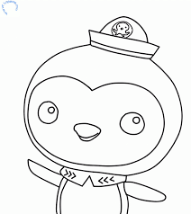 peso penguin octonauts coloring videos mn