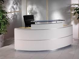 Oval Reception Desk 126 Best Reception Desks Images On Pinterest Reception Desks