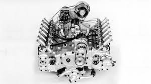 ferrari engine gaze in awe at this 2 0 liter 12 cylinder ferrari engine