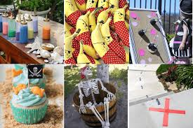Pirate Decoration Ideas The Ultimate Collection Of Pirate Party Ideas Food Decorations
