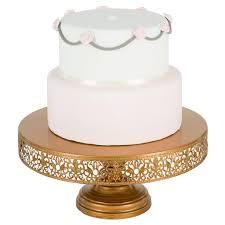 14 cake stand 14 antique gold wedding cake stand amalfi decor