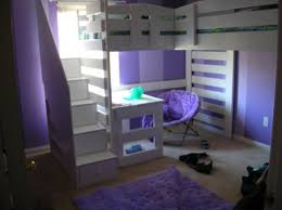 Best Loftbunk Bed Images On Pinterest Woodwork  Beds And - Loft bunk beds kids