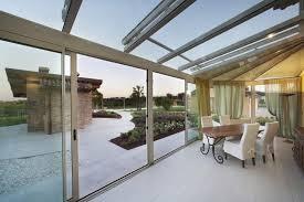 vetrata veranda vetrate e finestre per la veranda di casa
