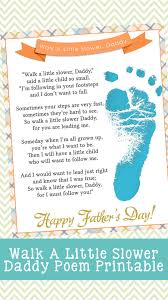 Halloween Cake Walk Printables Walk A Little Slower Daddy Father U0027s Day Printable Your Everyday