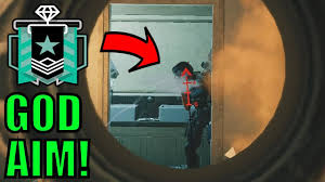 siege gode aim of a god rainbow six siege gameplay