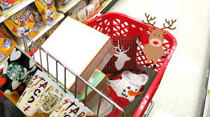 shopping for christmas decorations at target target christmas