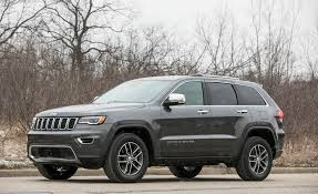 laredo jeep 2018 2018 jeep grand cherokee in depth model review car and driver