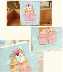 mini happy birthday cards with the envelope small