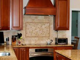 bathroom cute kitchen backsplash using pillowed edge travertine