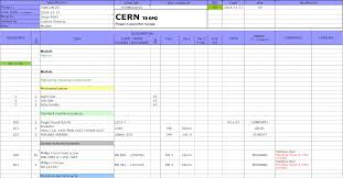 Bom Template Excel Templates