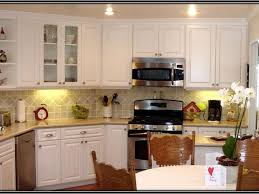 Reface Cabinets Cost Estimate by Kitchen Cabinets Extraordinary Spray Kitchen Cabinets Cost