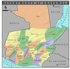 geographical map of guatemala guatemalan monday geography edition skila brown guatemala free