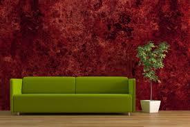 wandgestaltung rot schöne wandfarben 34 auffällige vorschläge archzine net