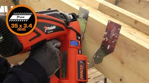 Paslode Roofing Nailer by Paslode Impulse Ppn35ci Cordless Gas Positive Placement Nail Gun