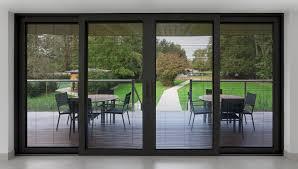 Folding Sliding Patio Doors Five Benefits Of Having Patio Doors Over Bi Folding Models Inreads