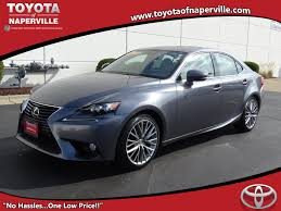 lexus pre owned convertibles pre owned 2014 lexus is 250 4d sedan in naperville t25889a