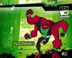 ben 10 omniverse images fourarms hd wallpaper background
