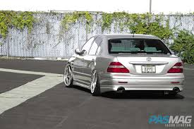 toyota celsior body kit pasmag performance auto and sound optioned out samson mak s