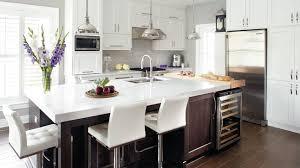 ilots de cuisine un îlot comme on les aime pour une cuisine contemporaine chez soi