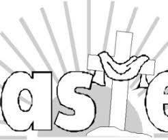 simple easter coloring pages easter u2022 gekimoe