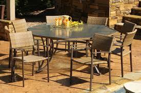 maracay 9 piece dining set extra large octagonal dining table 8